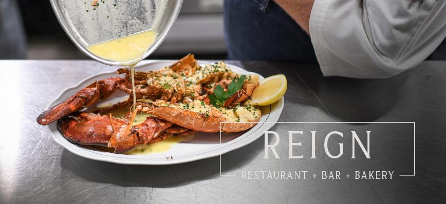 REIGN Restaurant + Bar + Bakery - Fairmont Royal York
